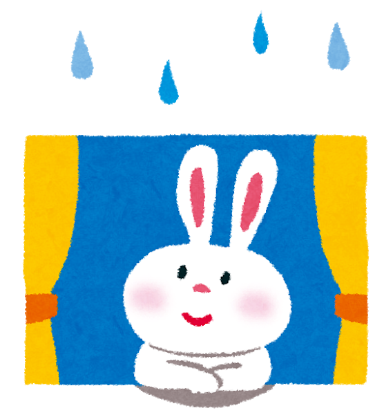 梅雨うさぎ